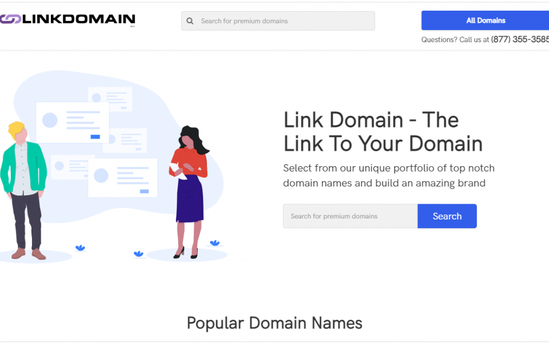 Link Domain